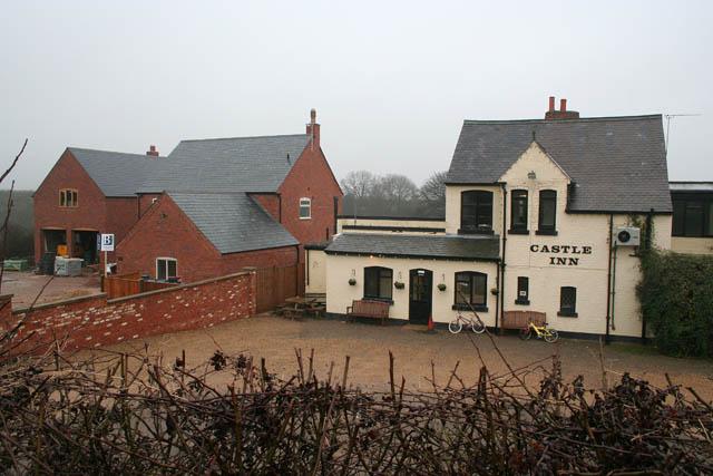 The Castle Inn, Eaton