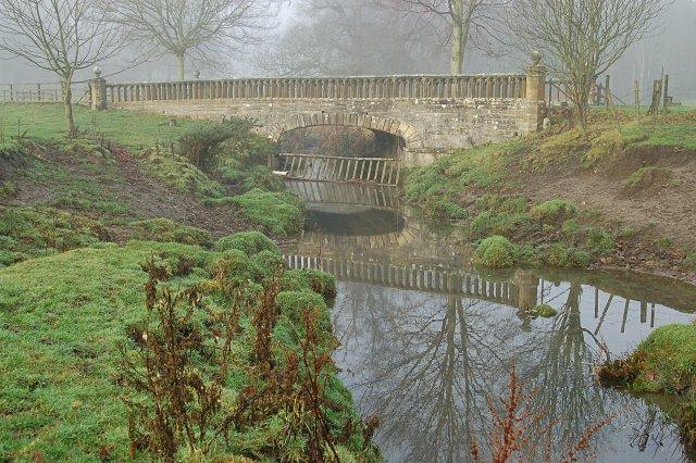 Bridge over the Dreel