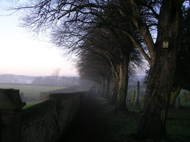Edge of the Churchyard