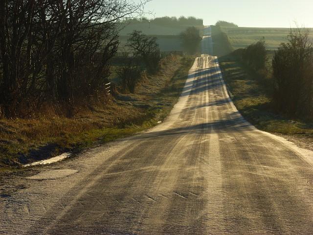 Road at Murrah
