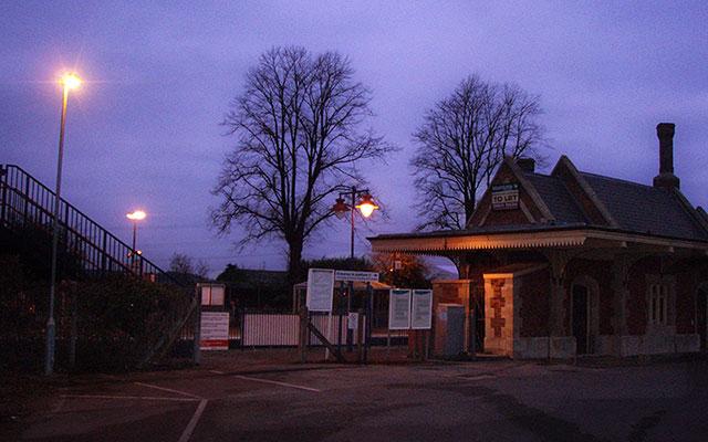 Culham Railway Station
