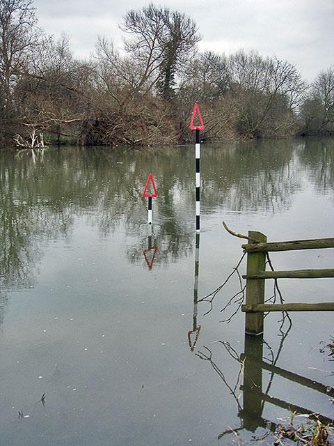 The Thames near Dorchester
