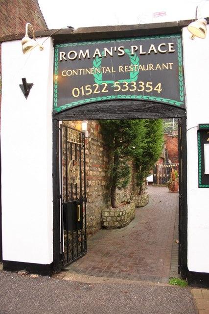 Roman's Place