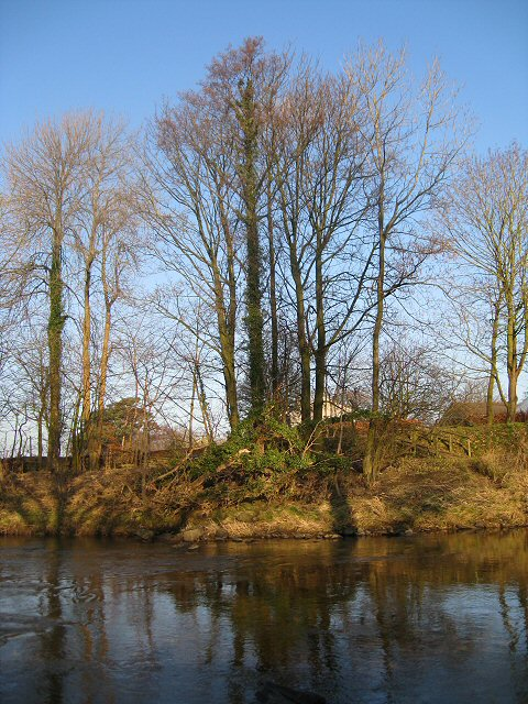 River Wenning, Hornby