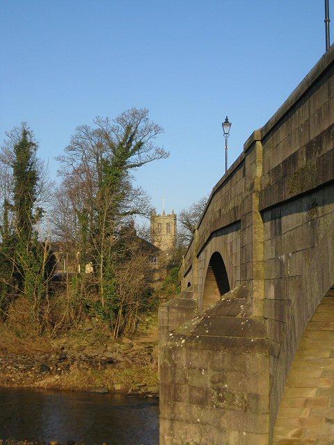 Hornby Bridge