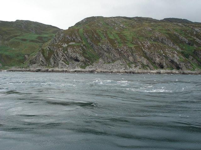 Corrywreckan Whirlpool