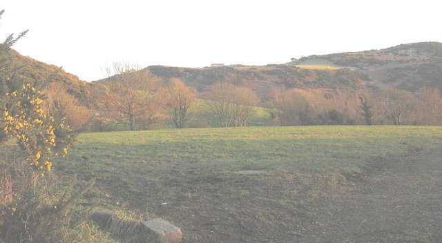 The Soch Gap from Llangian
