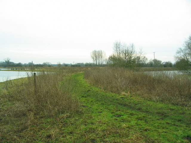 The Leicestershire Round at Cossington Meadows