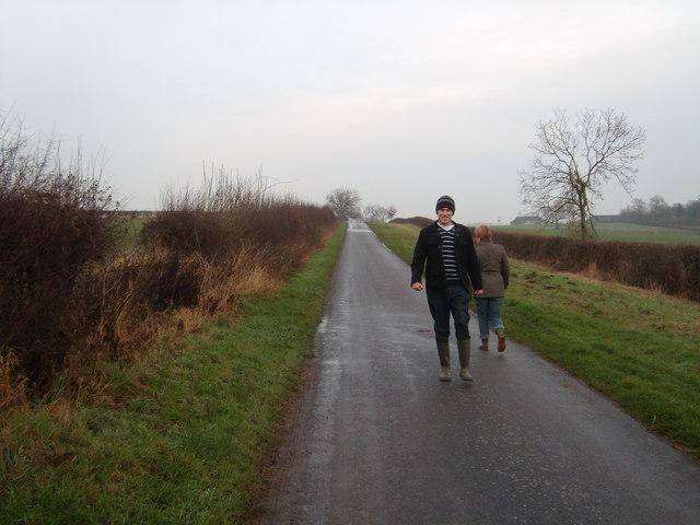 Halam to Kirklington road