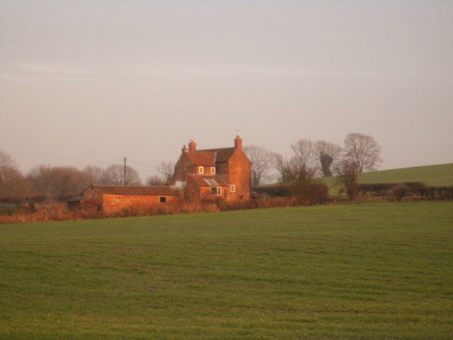 Farmhouse near Edingley
