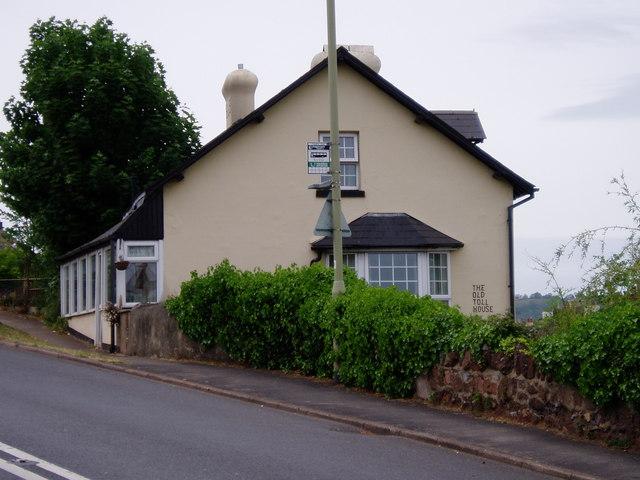 Shaldon - Toll House