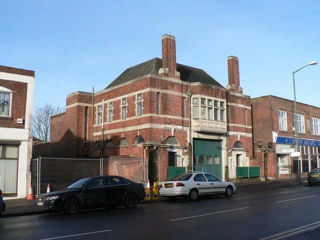 Winton: former fire station, former toilets