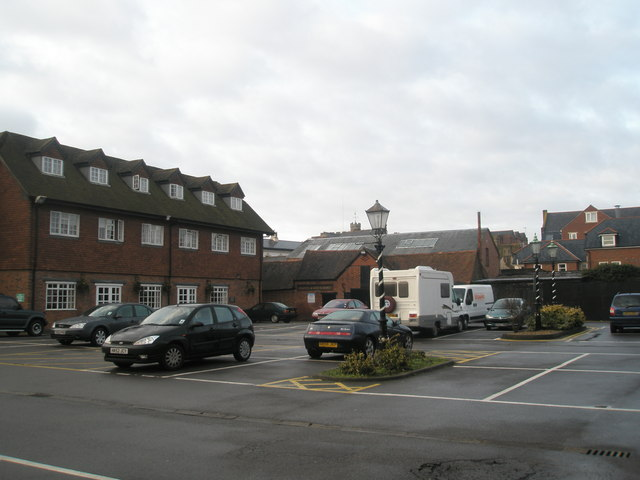 The Bear Inn Car Park