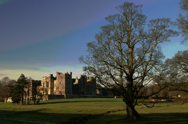 Raby Castle near Staindrop