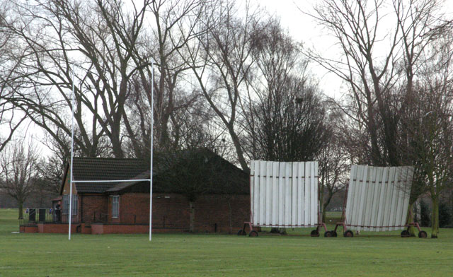 Sports Pavilion - West Park