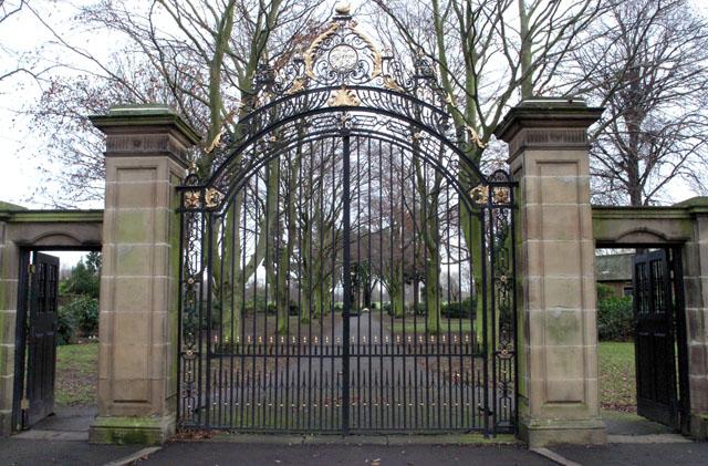 West Park - West Gates