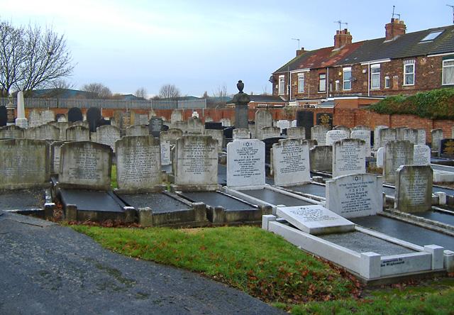 Jewish Cemetery, Delhi Street, Hull