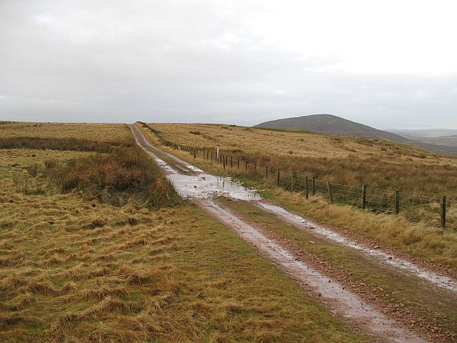 Road  to Hen Law