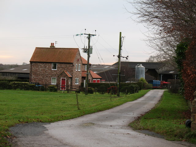 Home Farm, Goldsborough