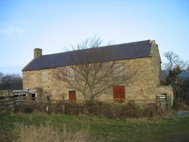 Wood House (disused farmhouse)