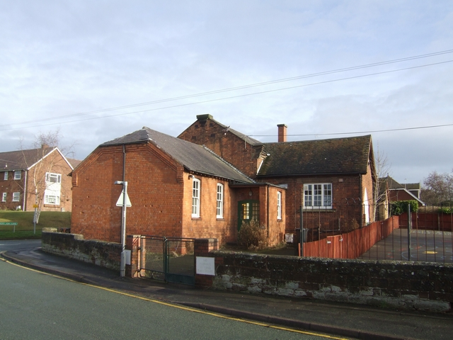 The old schoolhouse, Coven