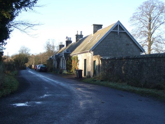 Parkhead Cottages