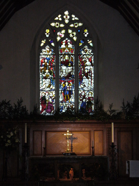 St Mary's Church, East Window