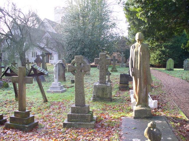 Worplesdon Graveyard