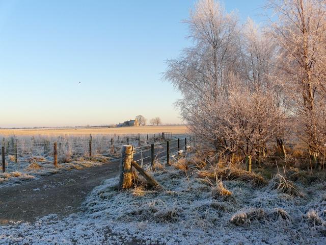 Farmland near Cuthill