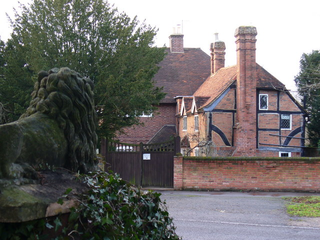 """The Old Post House"", Worplesdon"