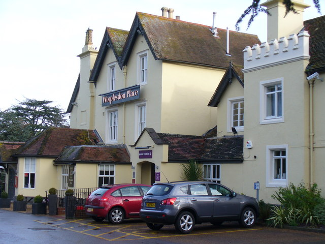 Worplesdon Place