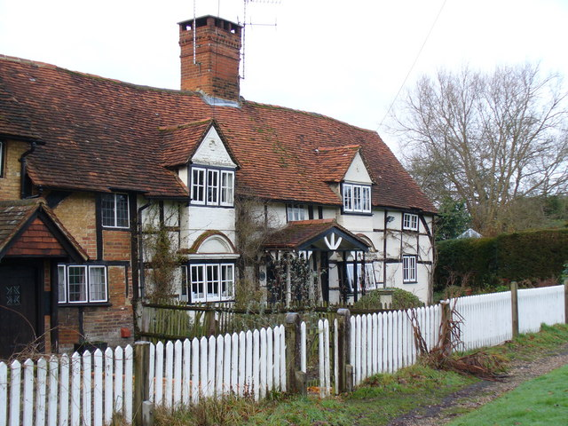 Old Cottages, Worplesdon