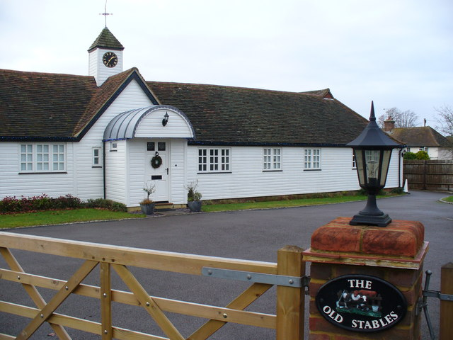 """""""The Old Stables"""", Worplesdon"""