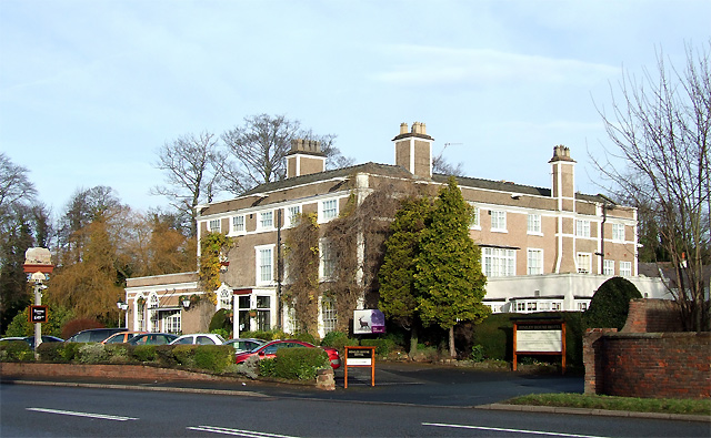 Himley House Hotel, Staffordshire