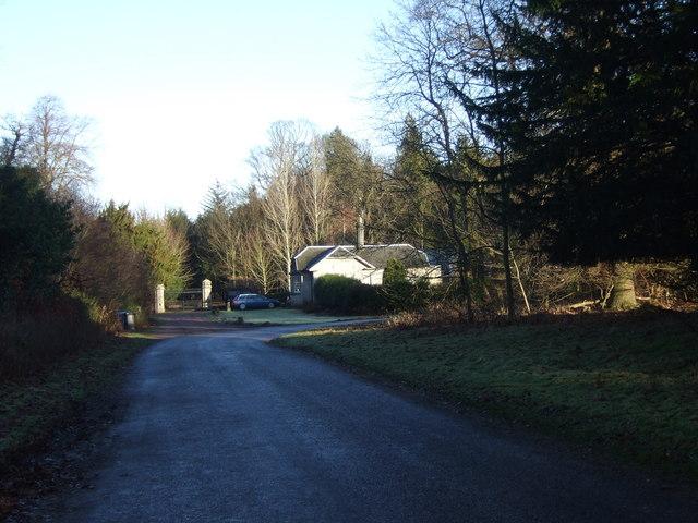 West Lodge, Hopetoun