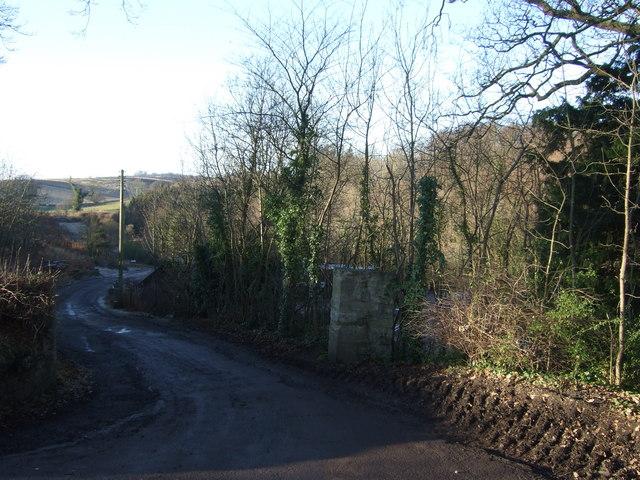 Access to Hopetoun Sawmill