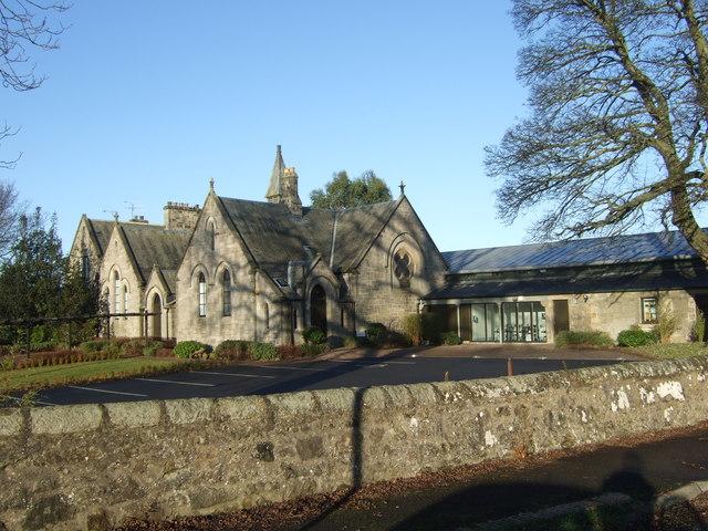 Former Abercorn primary school