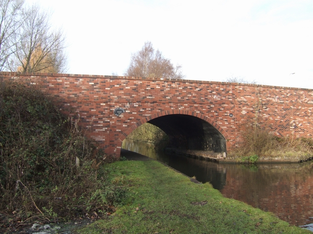 Calf Heath Bridge No 77