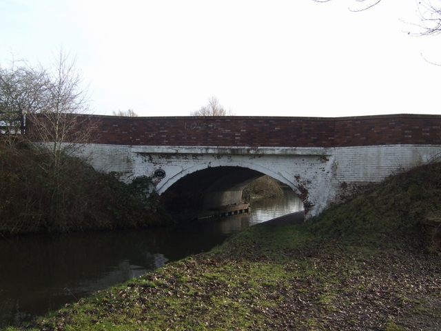 Calf Heath Bridge No 77