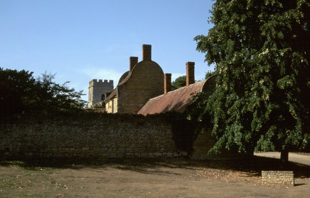 Almshouses, Great Linford