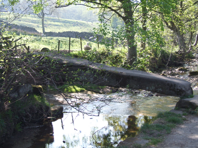 Ancient Bridge at Wycoller