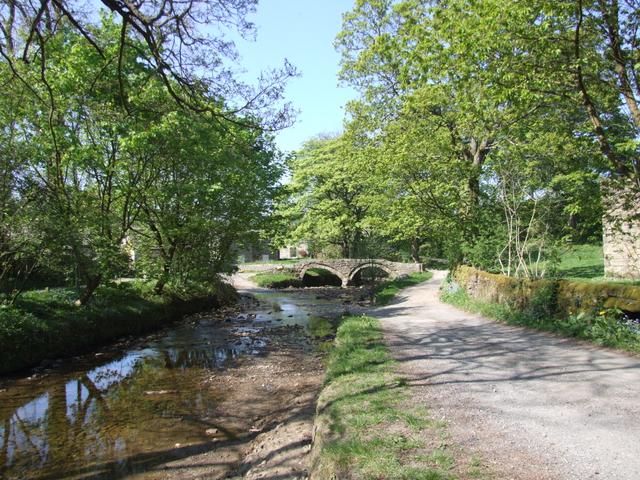 Old Bridge at Wycoller