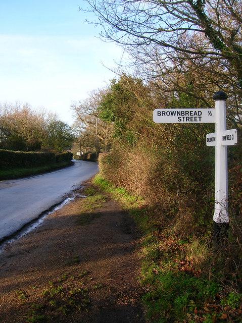Church Road, Ponts Green