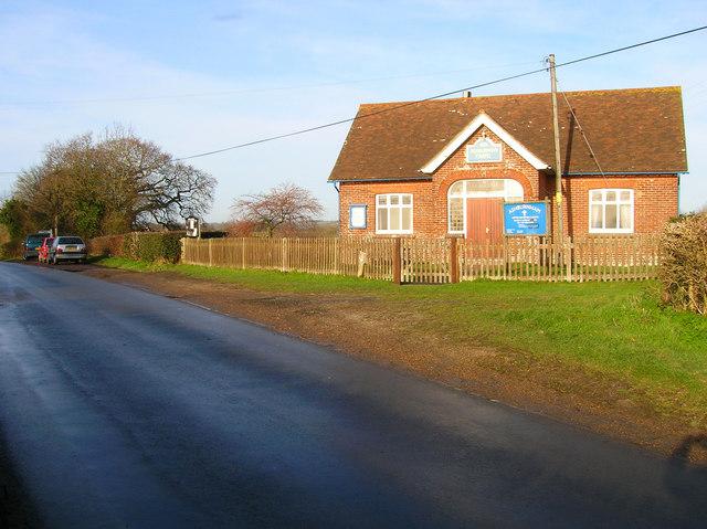 Ashburnham Chapel, Ponts Green