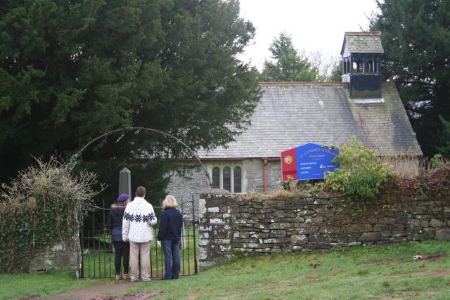 St Cynog's Church, Battle (2)