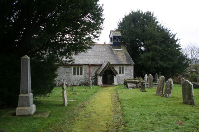 St Cynog's Church, Battle (3)