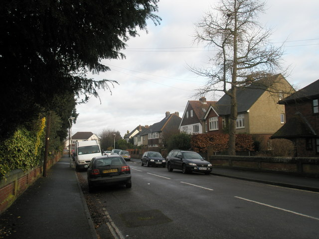 Connaught Road, Havant