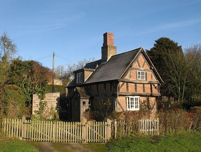 Cottage, Leinthall Earls
