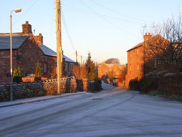 Back Lane, Langwathby