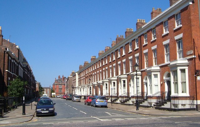 Falkner Street, Liverpool